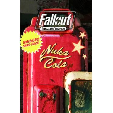 Fallout: Wasteland Warfare - Raiders Wave Expansion Card Pack