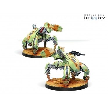 Infinity - Haqqislam - Remotes (HMG/ Missile Launcher)