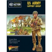 Bolt Action - US Army Support Group