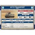 Team Yankee - M113 Platoon 8