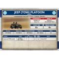 Team Yankee - Jeep (TOW) Platoon 4