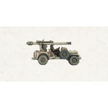 Team Yankee - Anti-tank Jeep Group