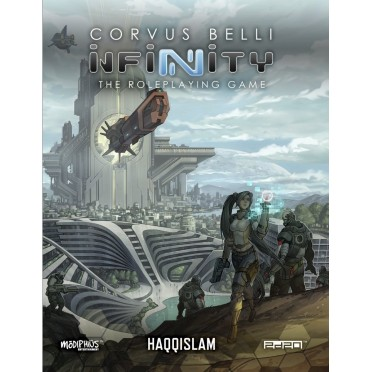 Infinity RPG - Haqqislam Supplement