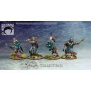 Saga - Gardes Shieldmaidens