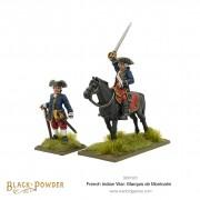 French Indian War - Marquis de Montcalm