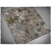 Terrain Mat Mousepad - Medieval Ruins - 120x120