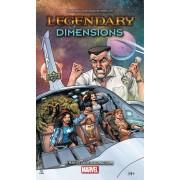 Dimensions: Legendary: Marvel Deck Building