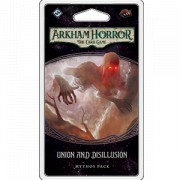 Arkham Horror : The Card Game – Union and Disillusion Expansion