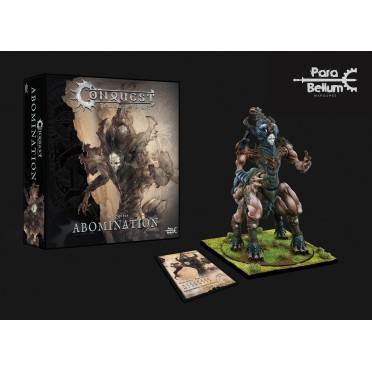 Buy Conquest, The Last Argument of Kings - Spires - Abomination - Board  Game - Para Bellum
