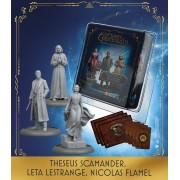 Harry Potter, Miniatures Adventure Game: Theseus Scamander, Leta Lestrange & Nicolas Flamel