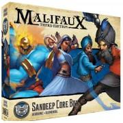 Malifaux 3E - Arcanists- Sandeep Core Box