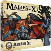Malifaux 3E - Ten Thunders- Asami Core Box