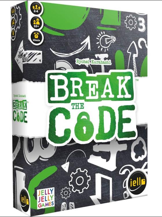 Buy Break The Code - Board Game - Iello