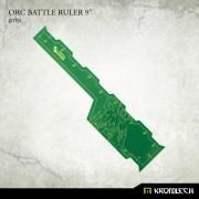 "Orc Battle Ruler 9"" [green]"