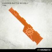 """Hammer Battle Ruler 9"""" [orange]"""