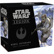 Star Wars Legion : Rebel Veterans Unit Expansion