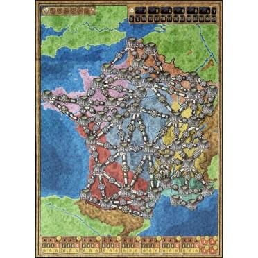 Funkenschlag Extension 1 : Frankreich / Italien