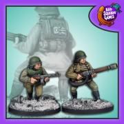 Soviet Flamethrower Team