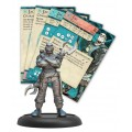 Guild Ball - The Fisherman's Guild - Rookie Jac 0
