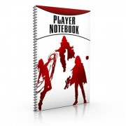 Your Best Game Ever - Player Notebook