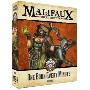 Malifaux 3E - Ten Thunders- One Born Every Minute