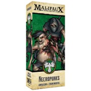 Malifaux 3E - Resurrectionists- Draugr