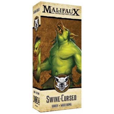 Malifaux 3E - Bayou - Swine-Cursed