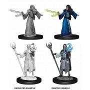 D&D Nolzur's Marvelous Unpainted Miniatures : Male Elf Wizard