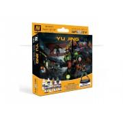 Model Color Set: Infinity Yu Jing Exclusive Miniature