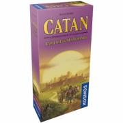 Catan - Barbares et Marchands - 5/6 joueurs