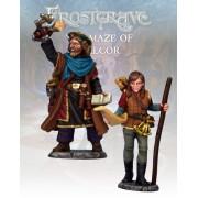 Frostgrave - Astromancer & Apprentice