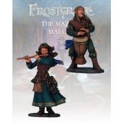 Frostgrave - Fatecaster & Apprentice