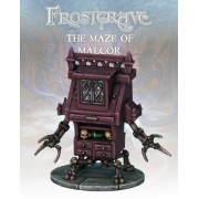 Frostgrave - Collegium Porteur