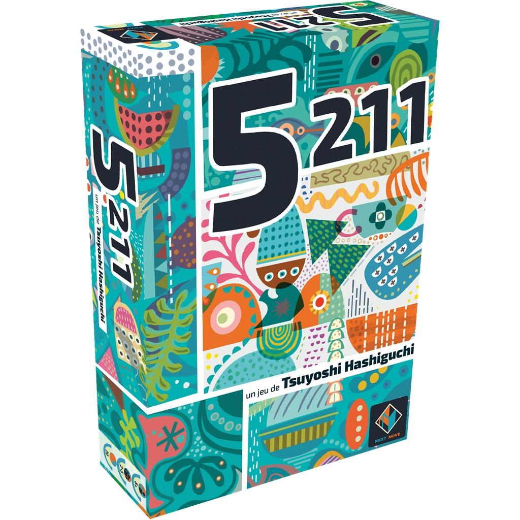 Acheter 5211 - Jeux de société - Next Move