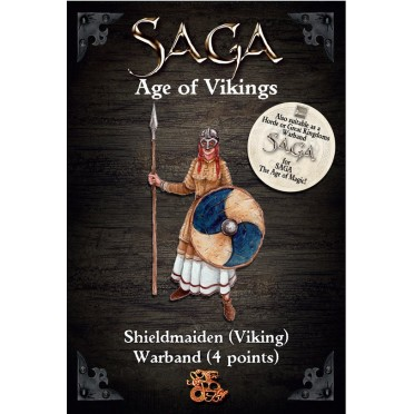 Saga - Starter Shieldmaiden