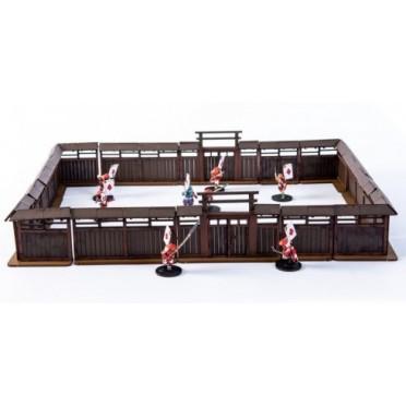 Tamagaki Fencing