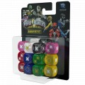 Power Rangers : Heroes of the Grid – Ranger Dice Set 0