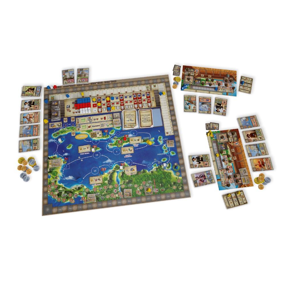 Acheter Maracaibo Jeux De Soci 233 T 233 Capstone Games