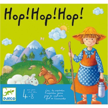 Hop ! Hop ! Hop !