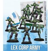 DC Universe Miniature Game - Lex Corp Army Starter