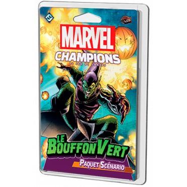 Marvel Champions : Le Jeu De Cartes - Le Bouffon Vert