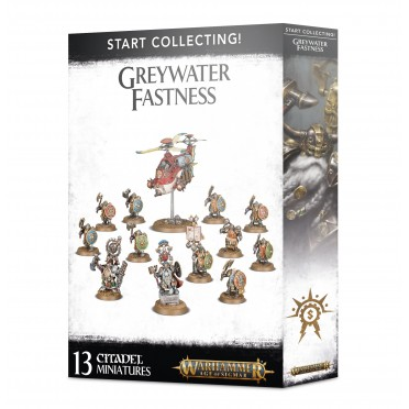 Age of Sigmar : Start Collecting - Greywater Fastness