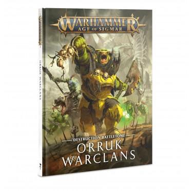 Age of Sigmar : Battletome - Orruk Warclans