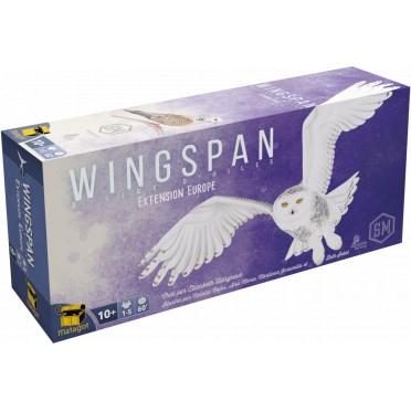 Wingspan - Extension les oiseaux d'Europe