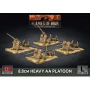 Flames of War -  8.8cm Heavy AA Platoon