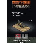 Flames of War - MG34 Machine-gun Platoon