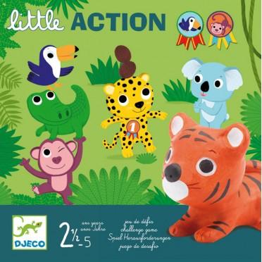 Jeu des Tout Petits - Little Action