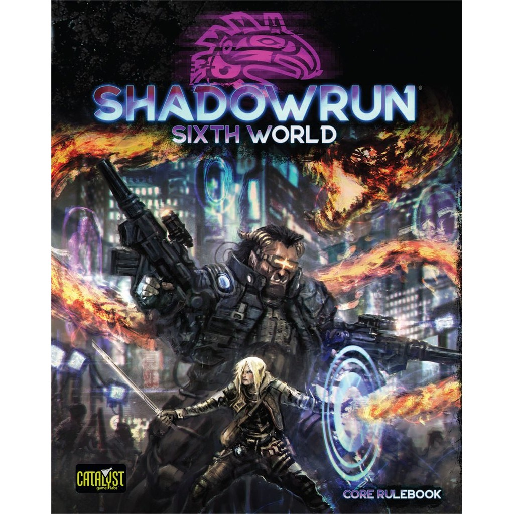 Shadowrun... 6ème édition ! Shadowrun-6th-edition-core-rulebook