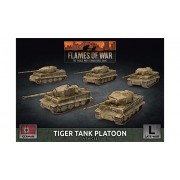 Flames of War - Tiger Heavy Tank Platoon