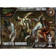 The Other Side - Cult of the Burning Man Unit Box - Twisted Horrors